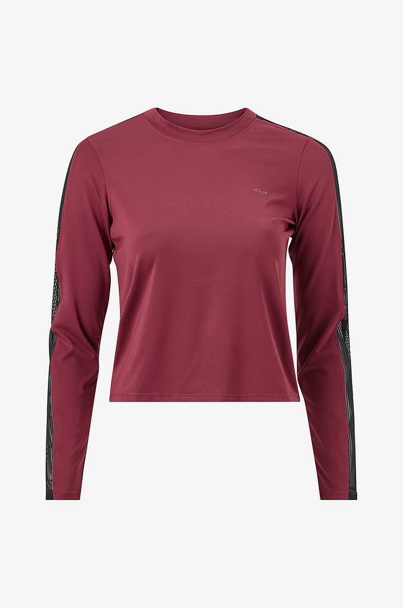 Treenipusero Mesh Block Long Sleeve