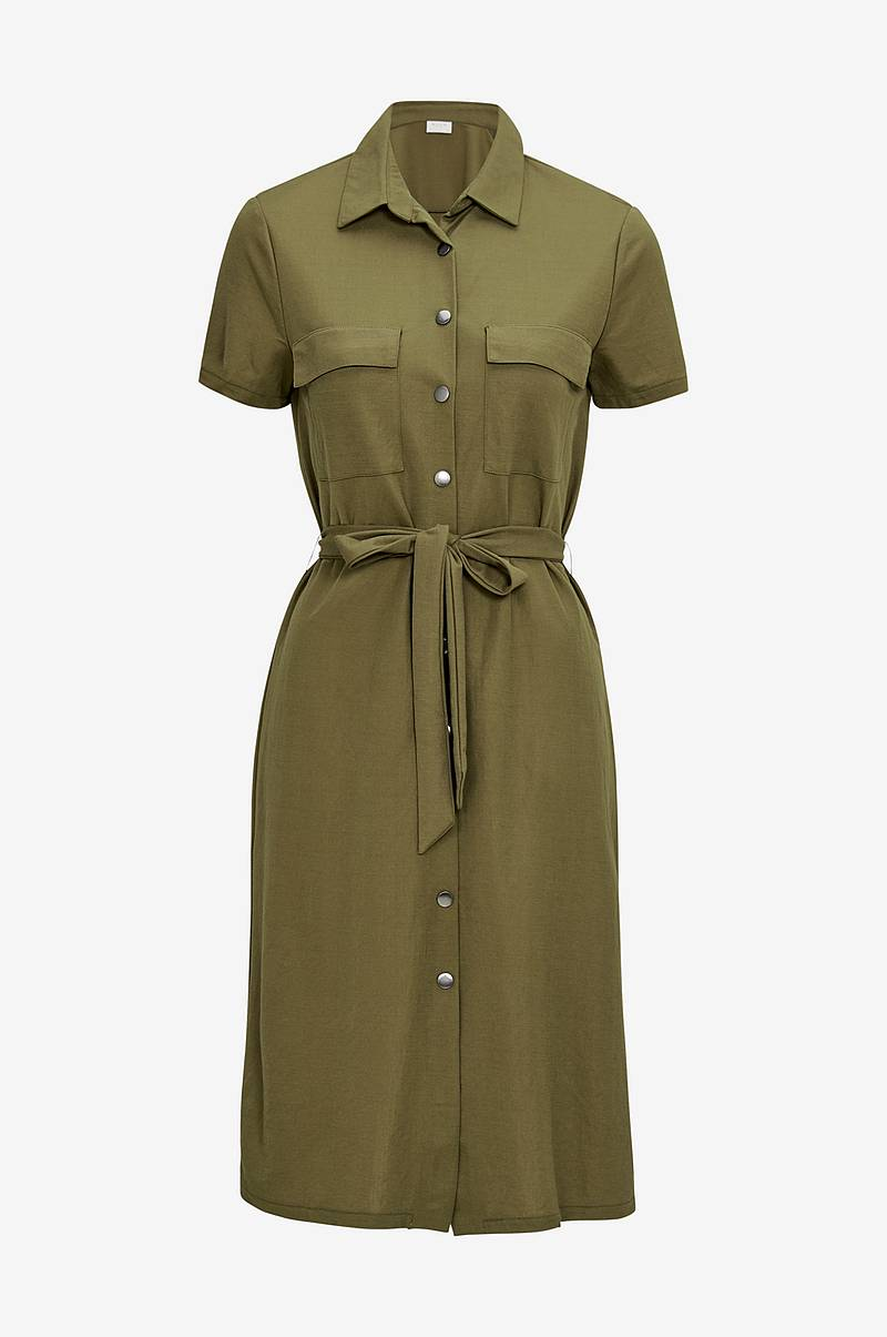 Skjortklänning viSafina S/S Shirt Dress