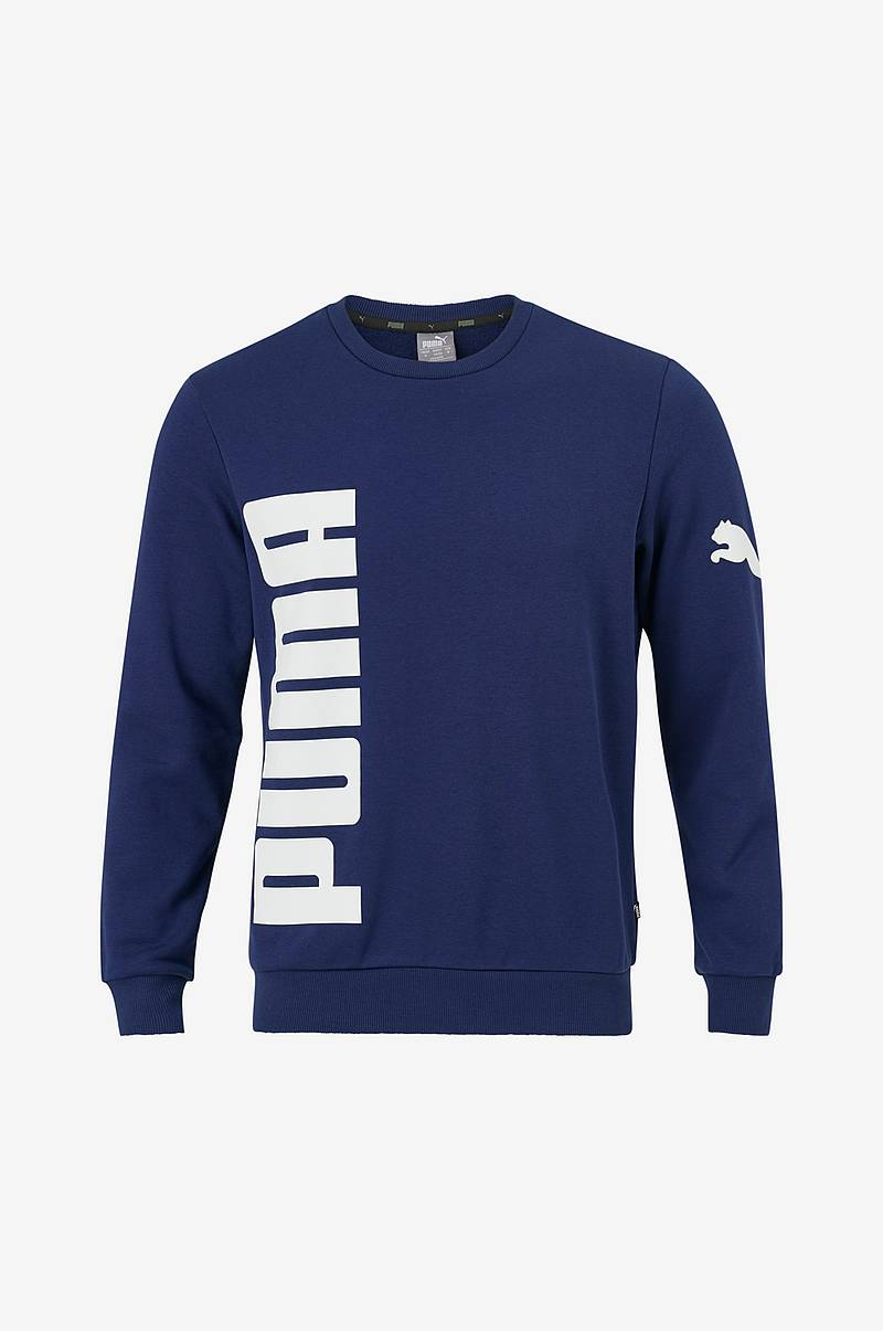 Sweatshirt Big Logo Crew FL