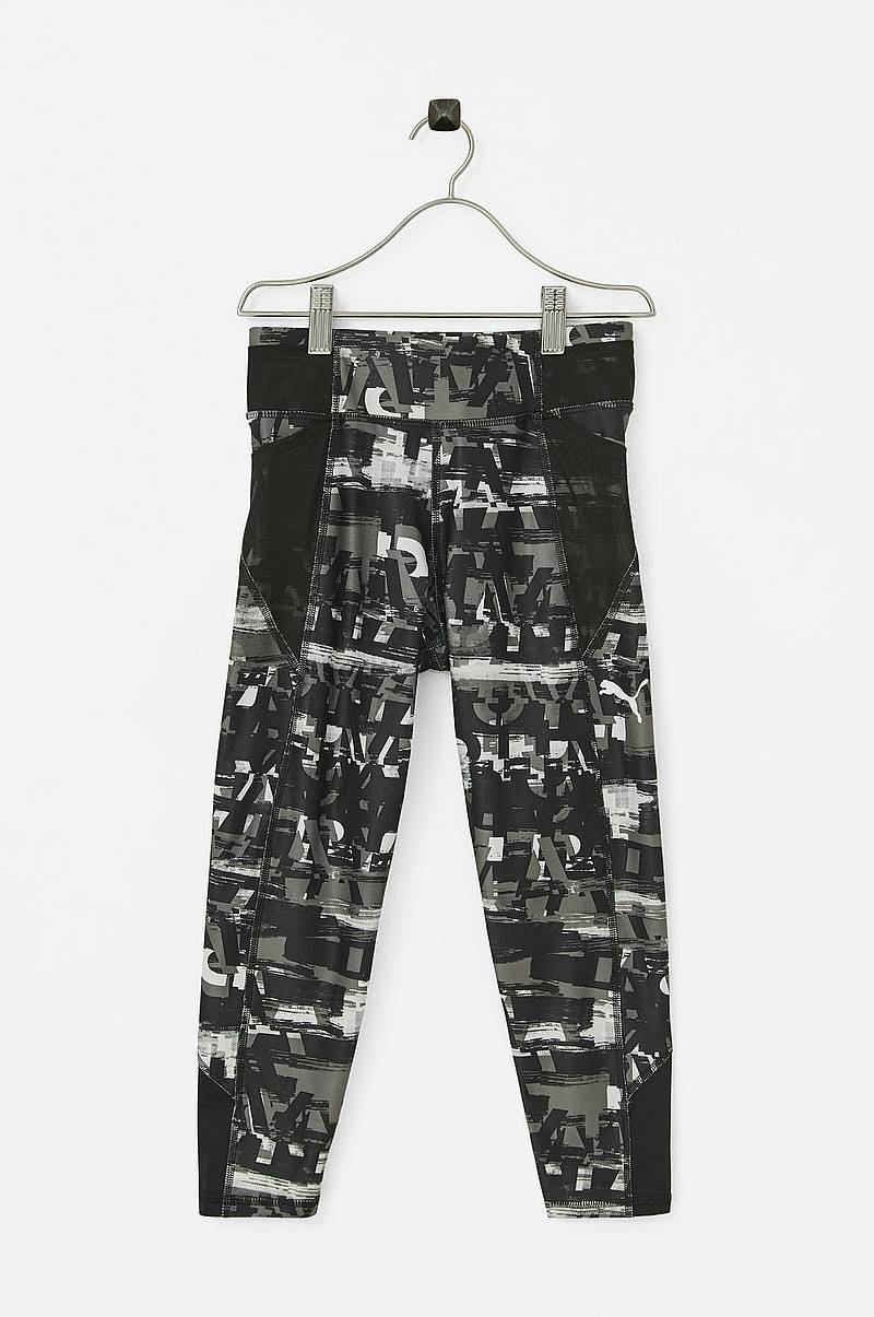 Träningstights Runtrain AOP 7/8 Leggings