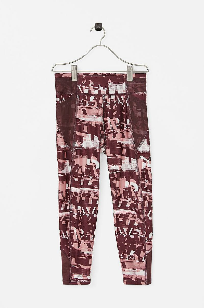 Treningstights Runtrain AOP 7/8 Leggings
