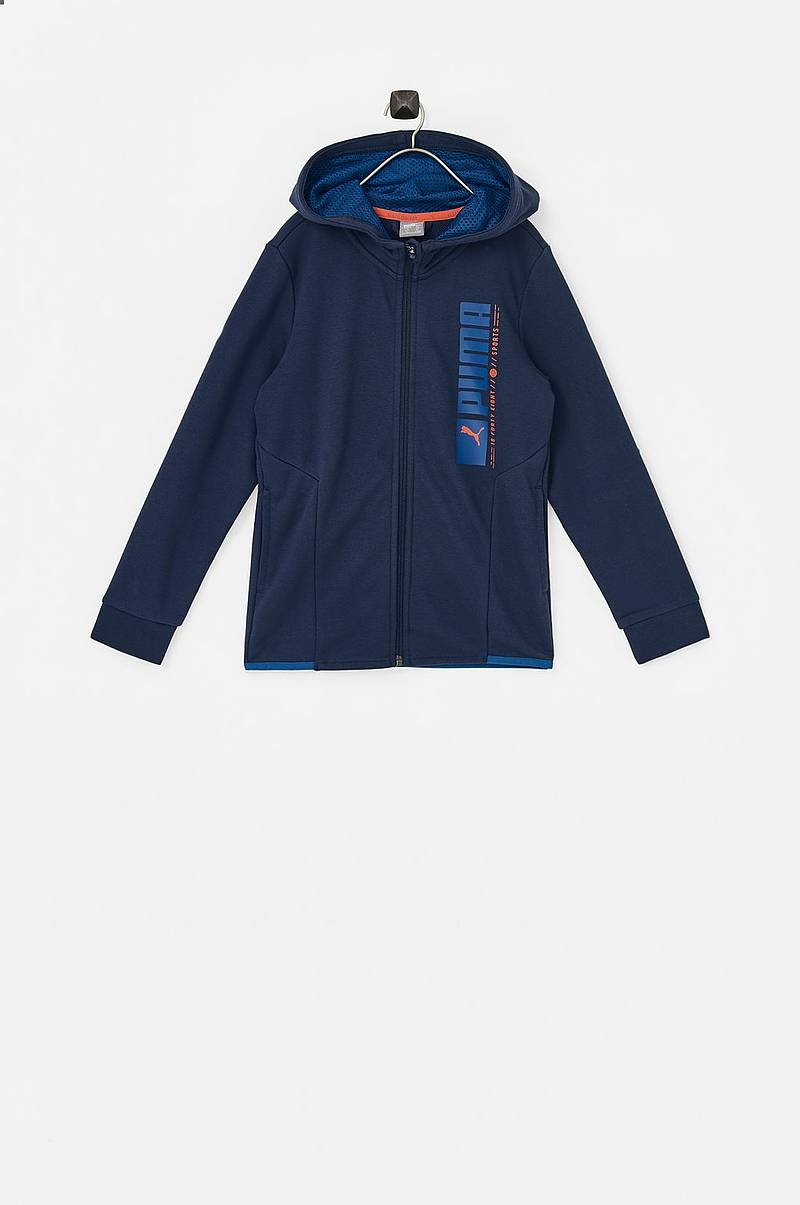 Treenitakki Active Sports Hooded Jacket TR B