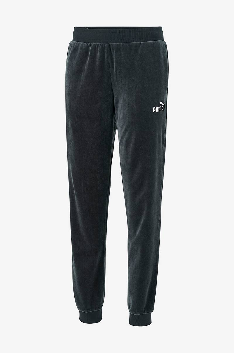 Collegehousut ESS+ Velour Pants Cl