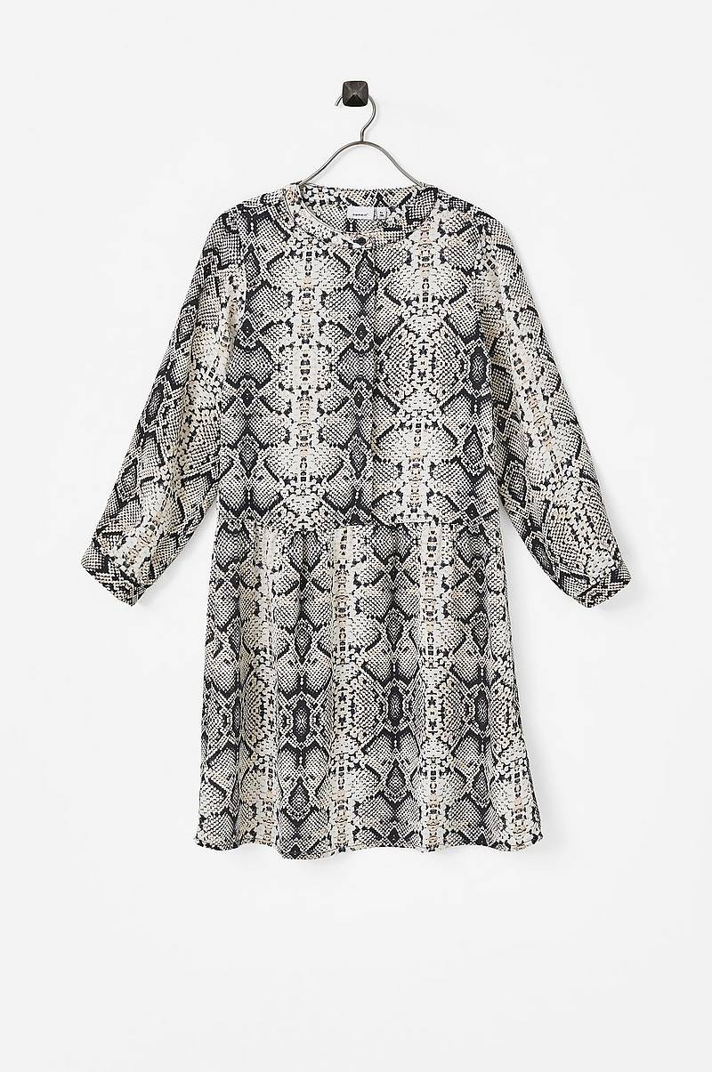 Kjole nkfFasnake LS Dress