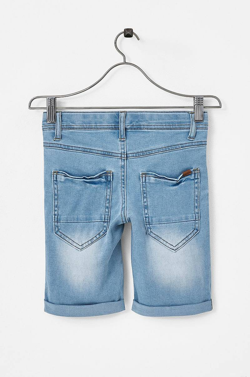 Denimshorts nkmTheo dnmTimon 1167 Long Shorts