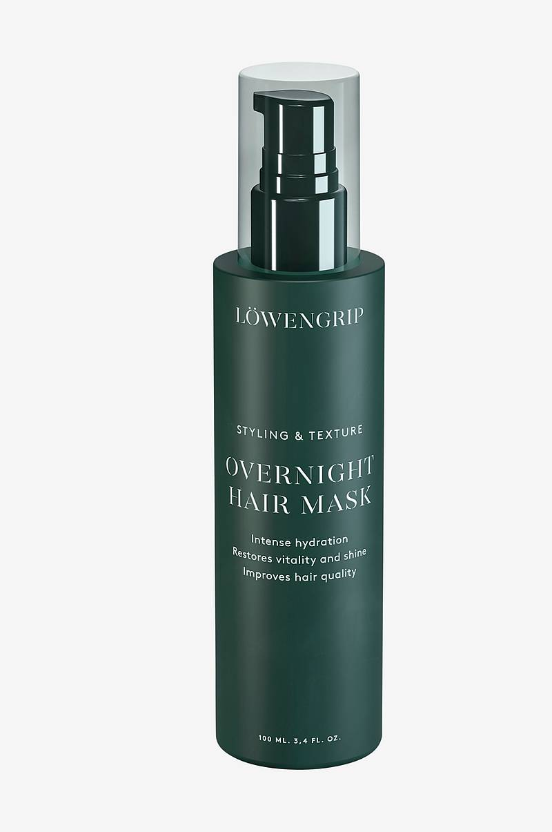Styling & Texture - Overnight Hair Mask 100ml