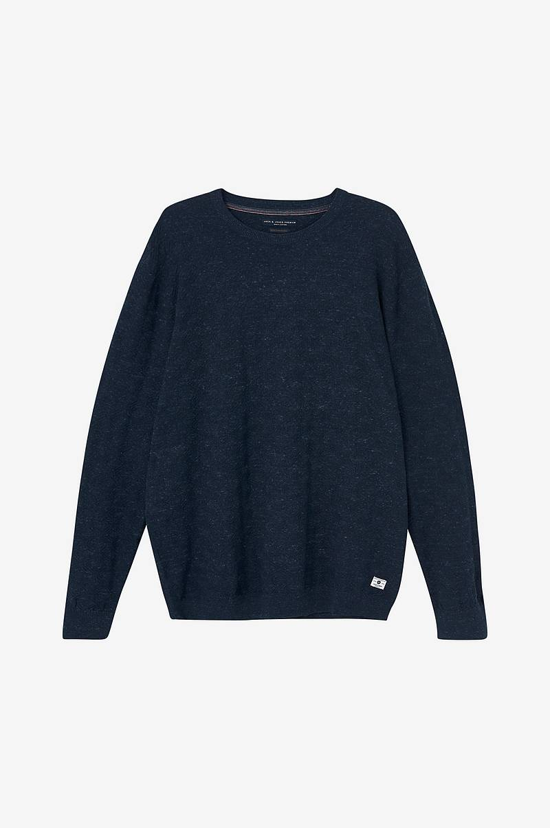 Trøje jprCharles Knit Crew Neck PS