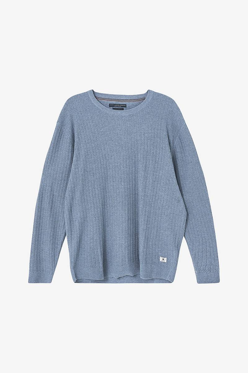 Neulepusero jprCharles Knit Crew Neck PS