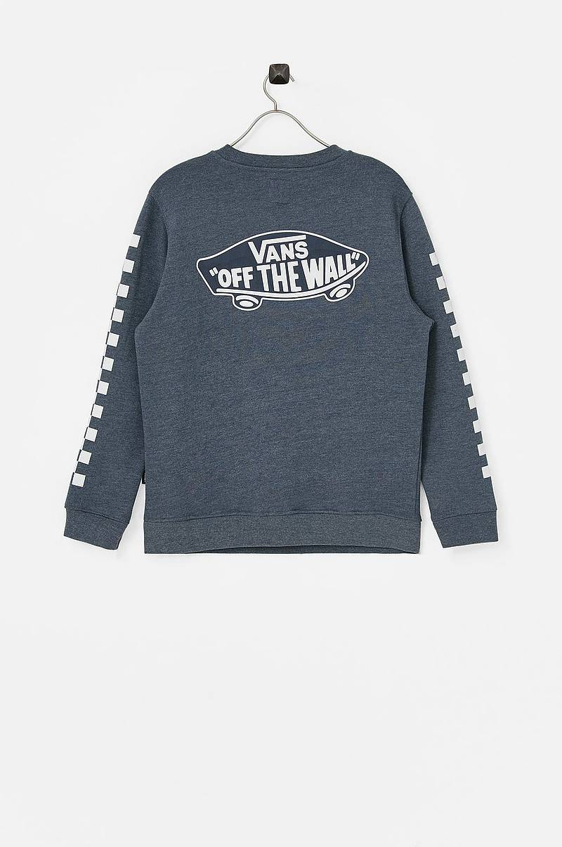 Sweatshirt By Exposition Check