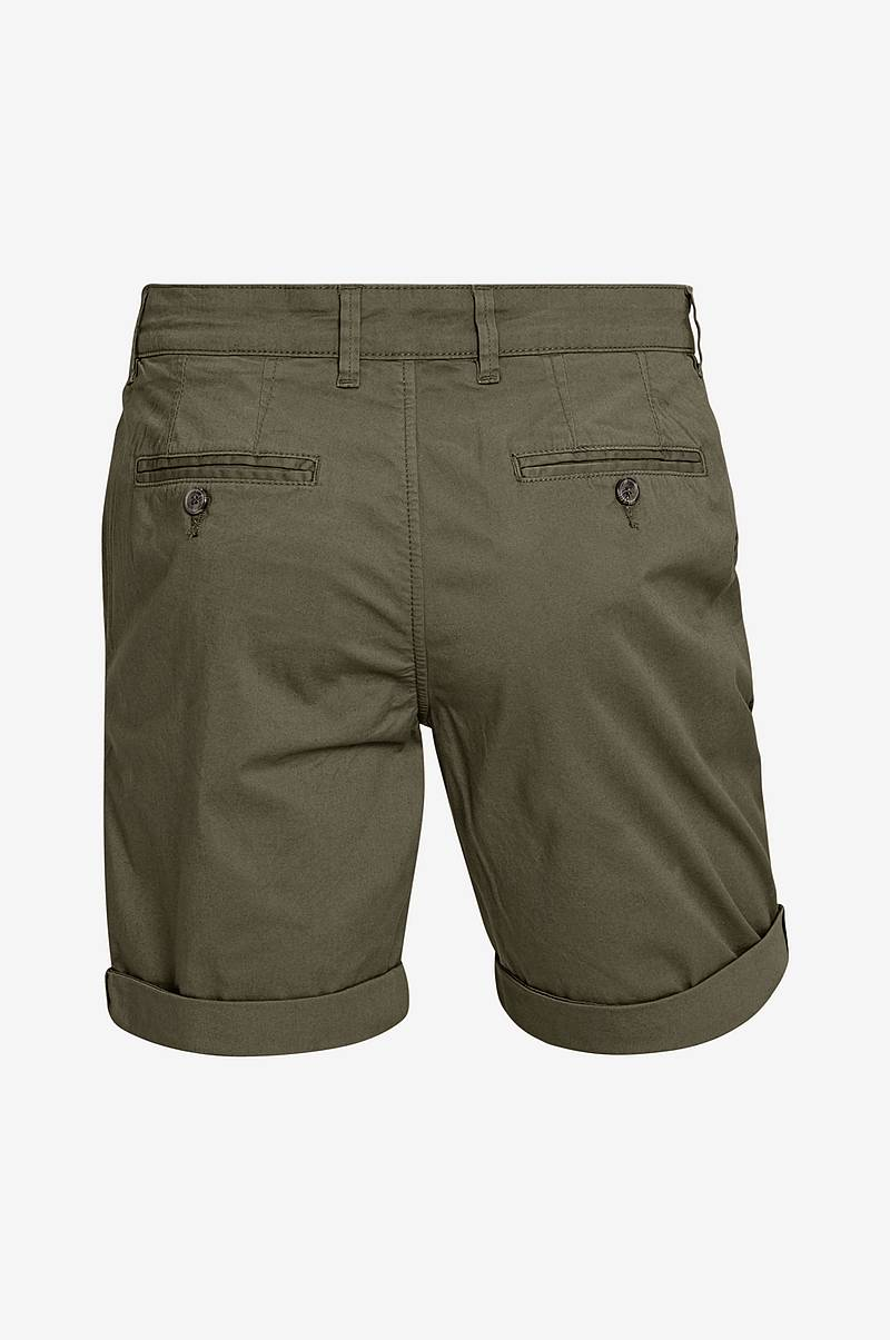 Chinosshorts slhStraight-Paris Shorts W Noos
