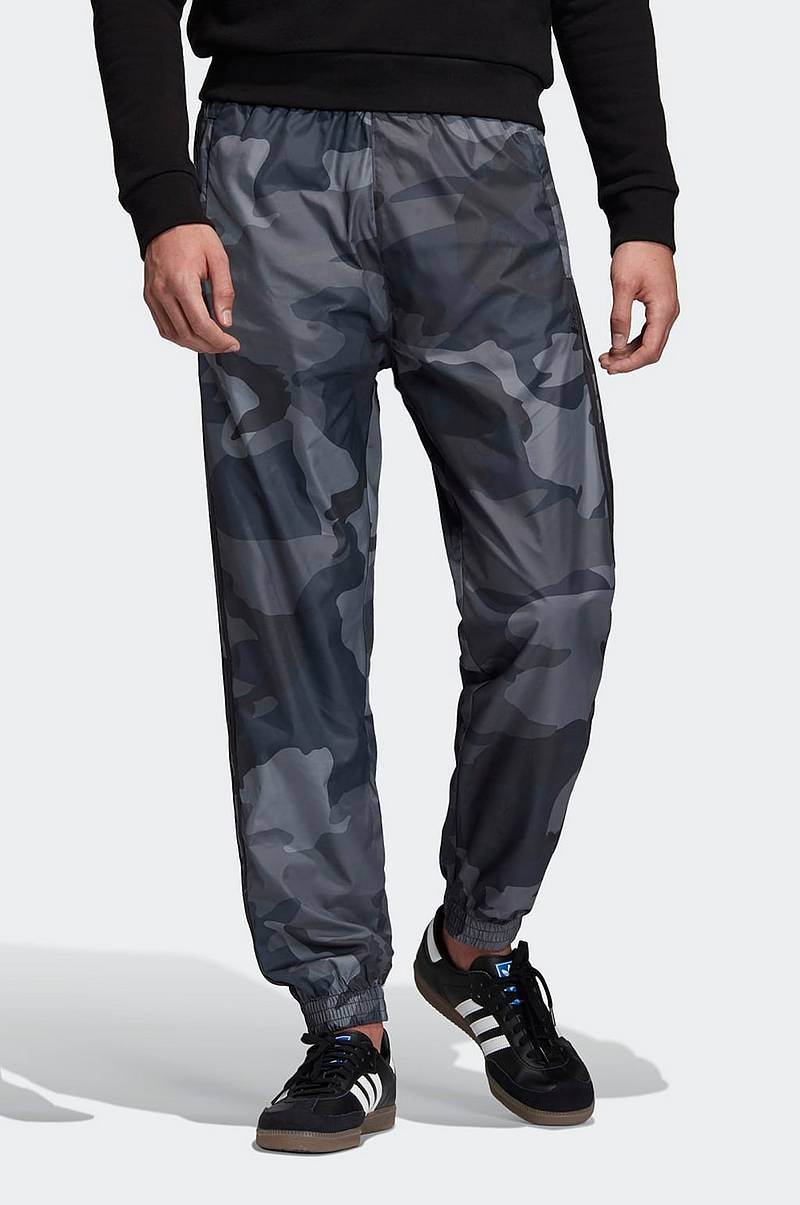 Housut Camouflage Woven Pants