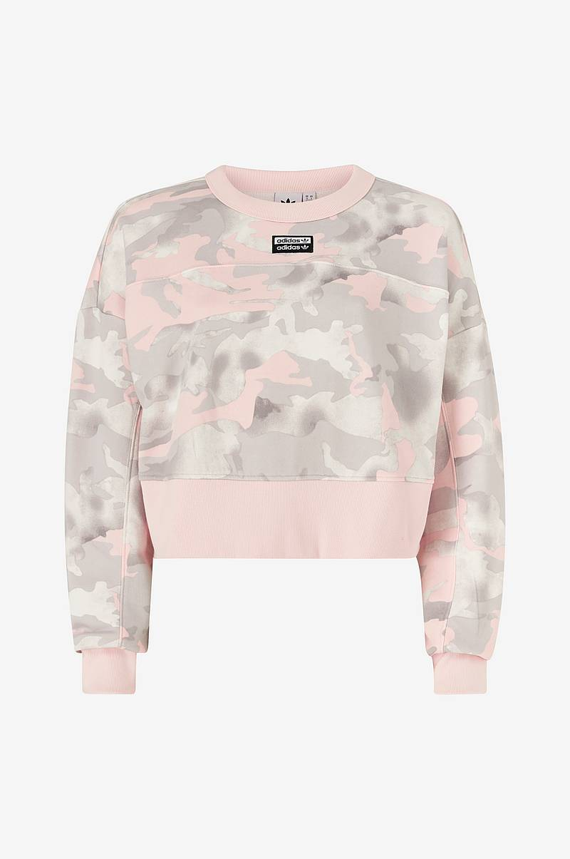 Sweatshirt Cropped Sweater