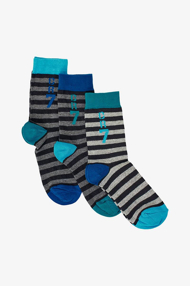 Sokker Kids Socks 3-pk
