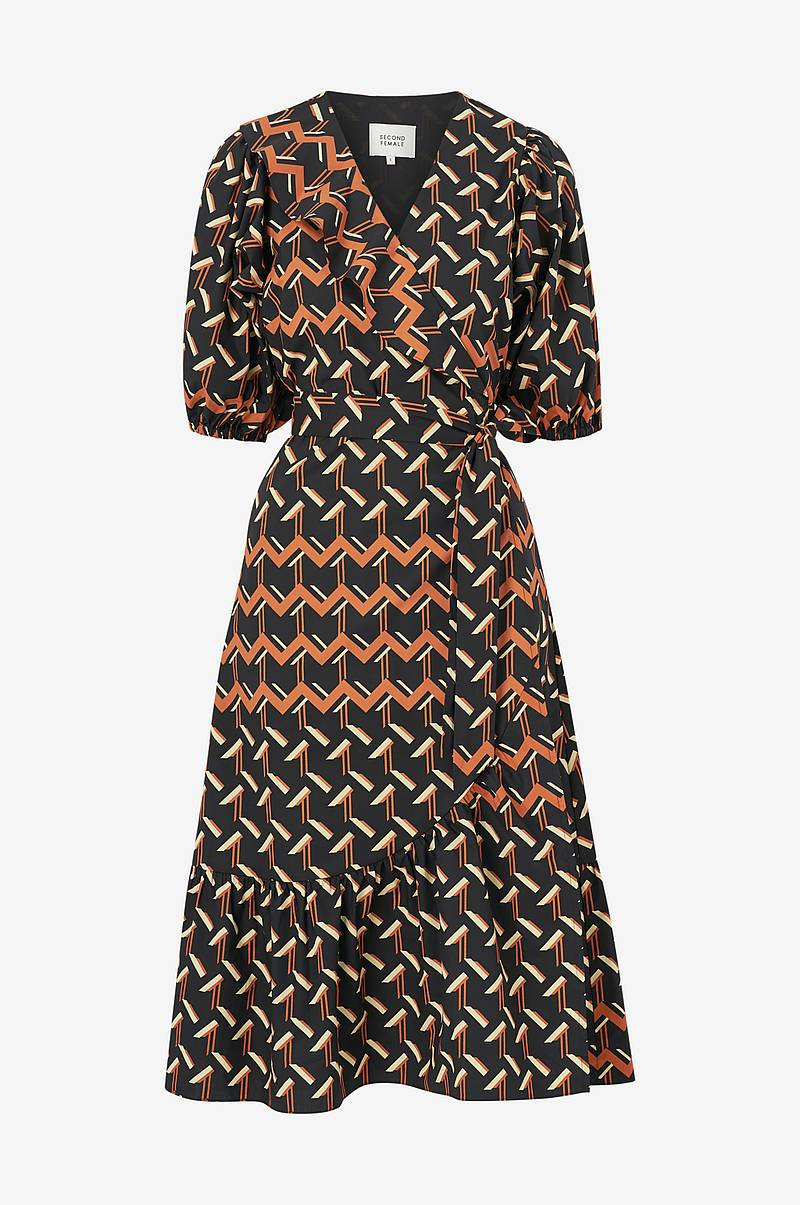 Klänning River SS Midi Dress