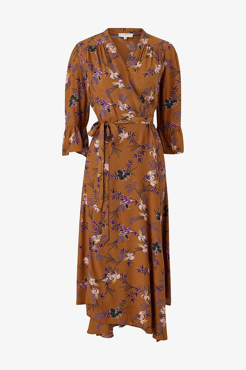 Omlottklänning Vivian Wrap Dress