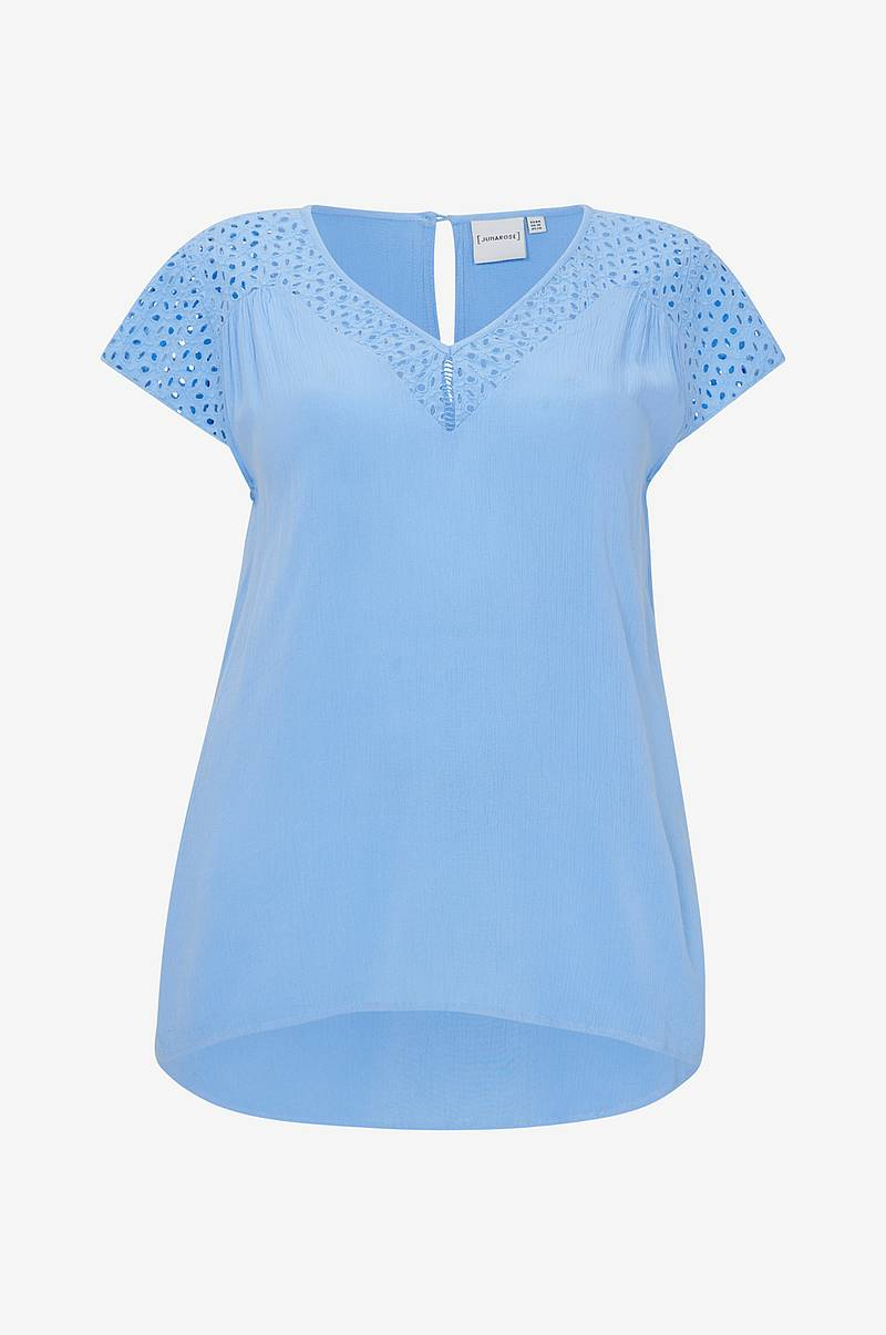 Top jrAlisa Cap Sleeve Blouse