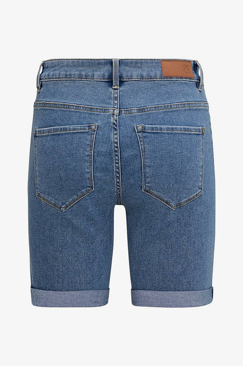 Jeansshorts vmHot Seven Nw Dnm Long F Short