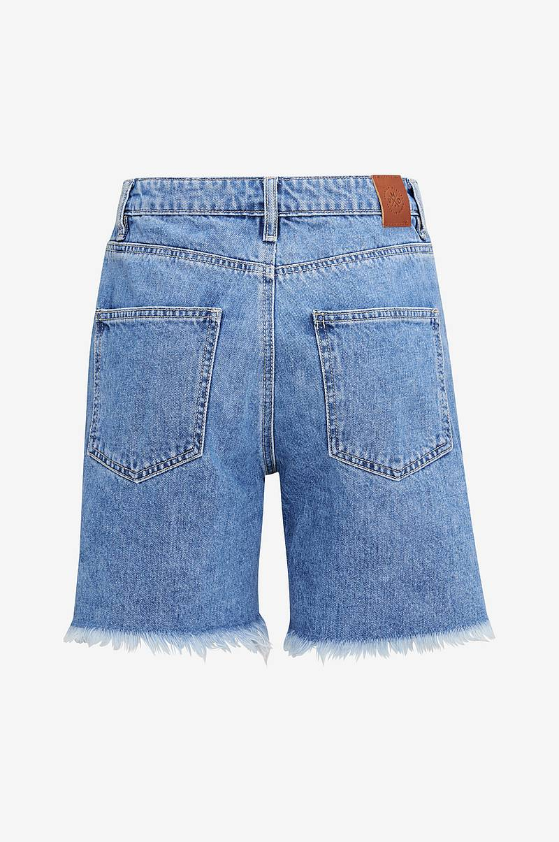 Denimshorts vmJoana Hr Mom Long Shorts
