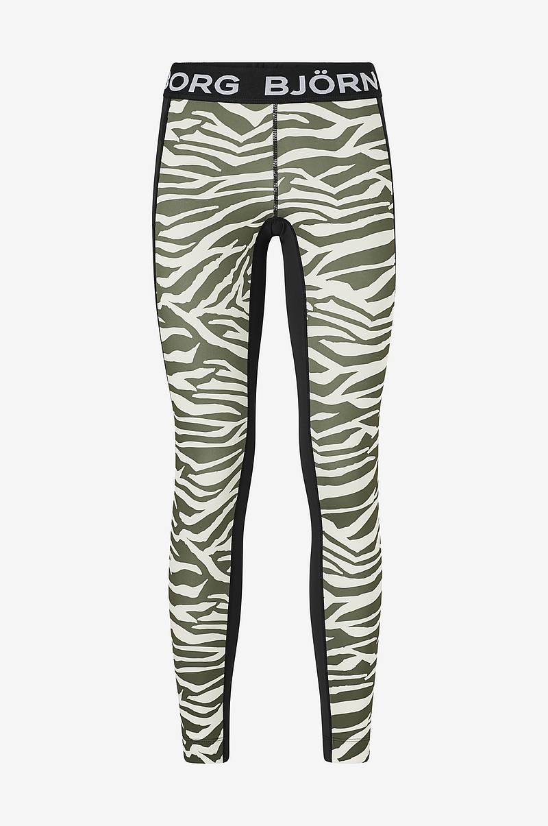 Treningstights Coz Tights BB Zebra Jet Stream