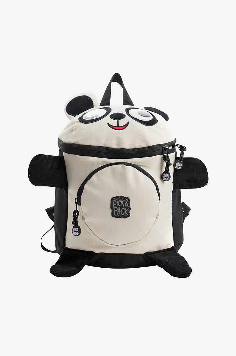 Panda backpack construction
