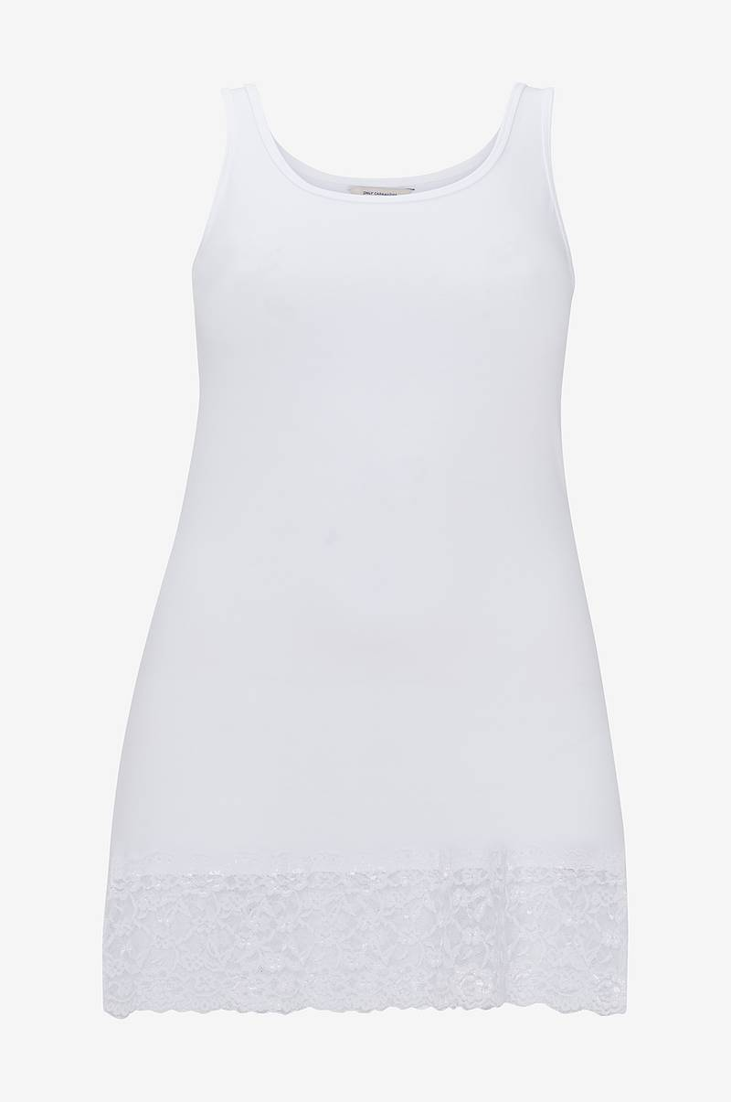 Linne carTime Tank Top With Lace