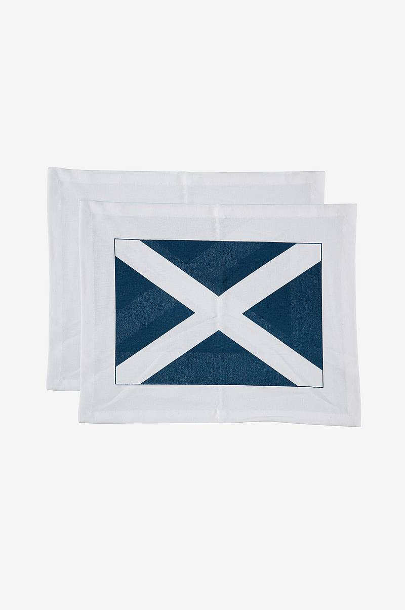 Tablett Flag 2-pack