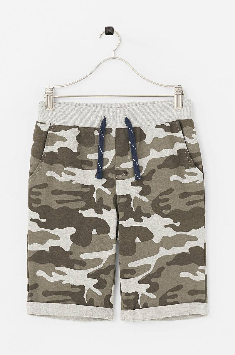 Shorts nkmVermo Aop Sweat Long Shorts