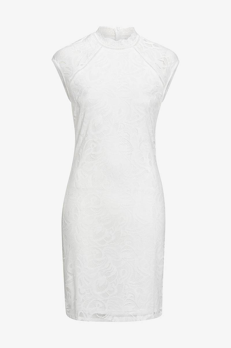 Blondekjole viStasia Capsleeve Lace Dress