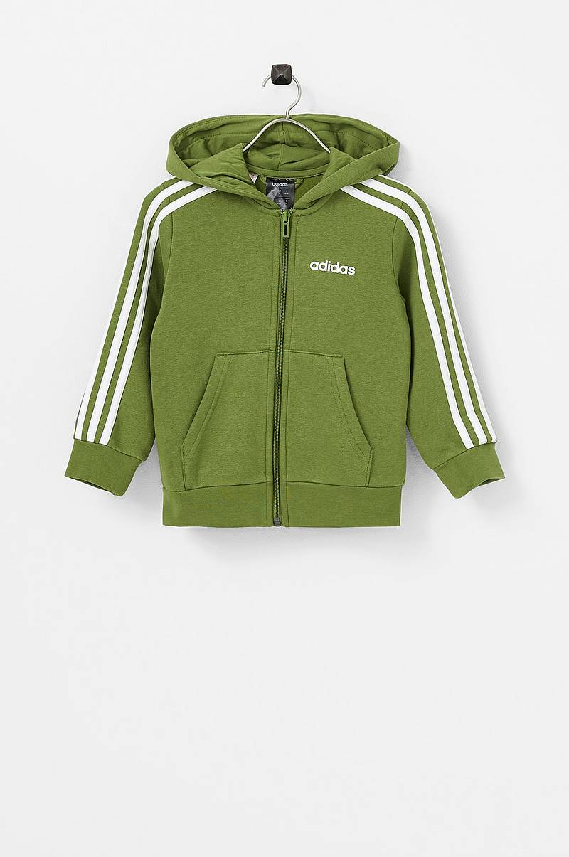 Essentials 3-stripes Hoodie -collegetakki