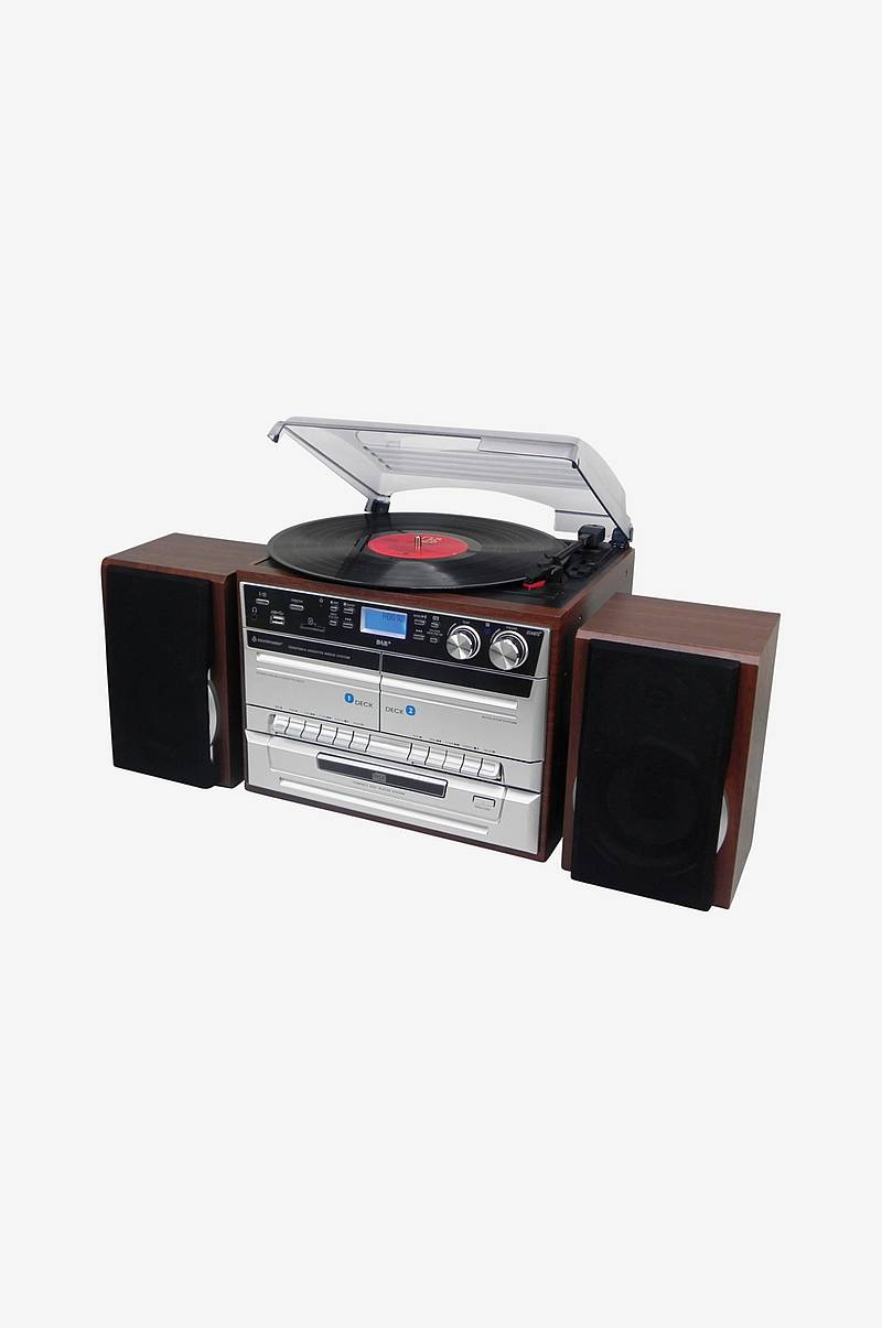 Stereo CD/Vinyl/Tape/Bluetooth