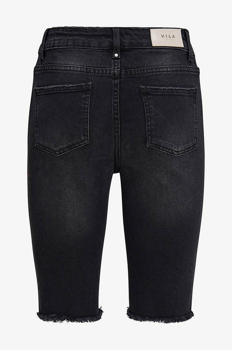 Jeansshorts viAurelie Long Denim Shorts