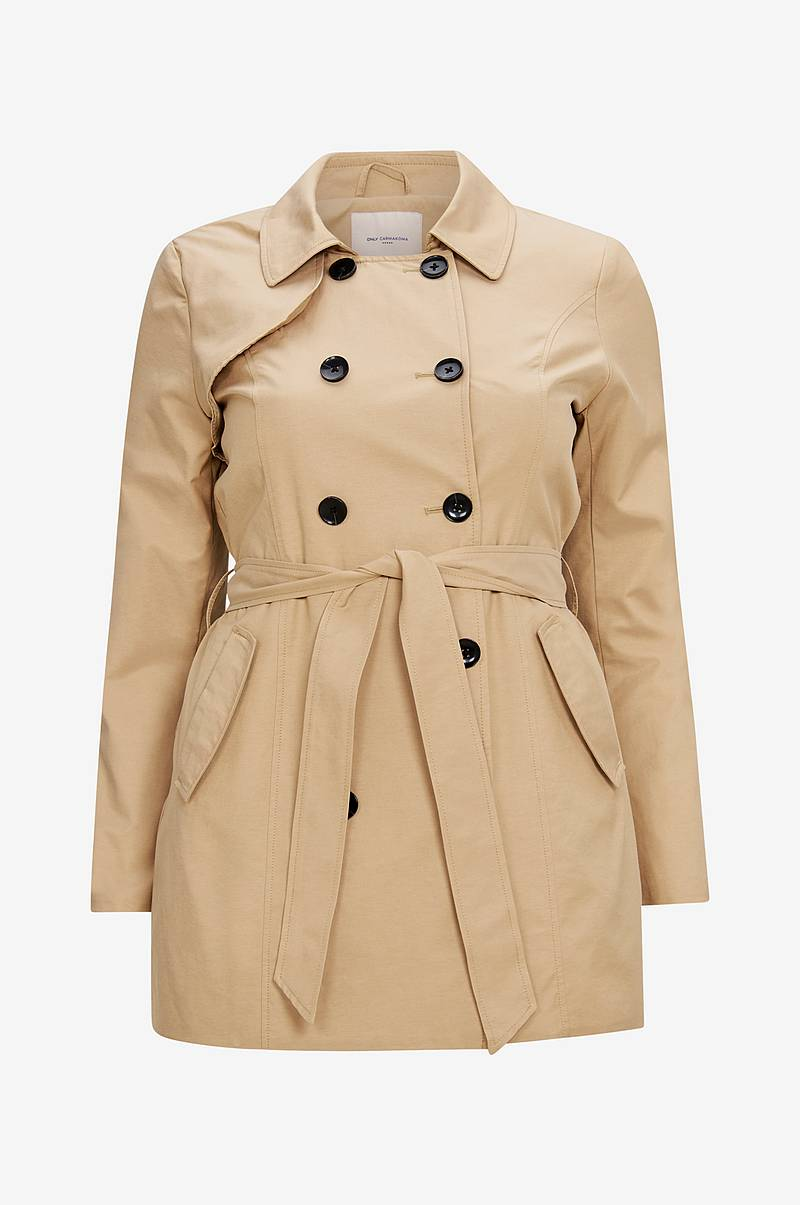 Jacka carAnia Long Trenchcoat