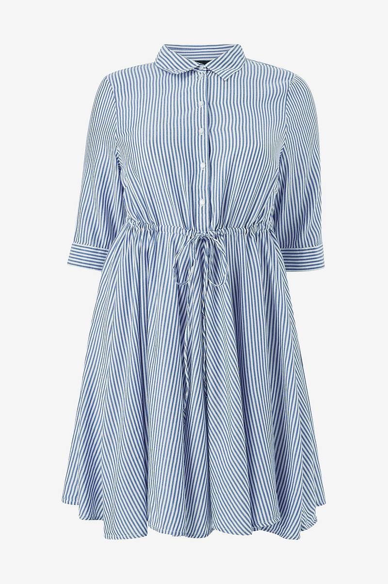 Kjole xNarly 3/4 Shirt Dress