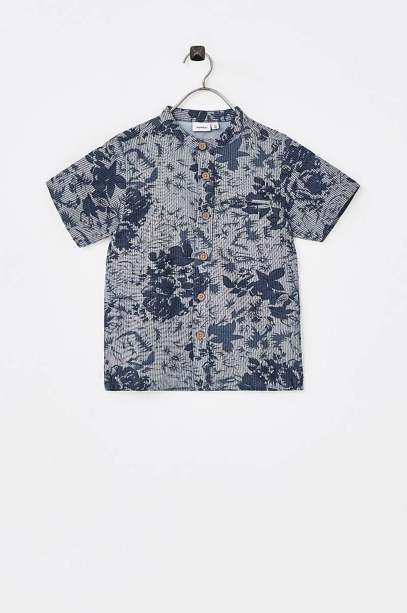 47bd2cc7 Skjorte nmmJens SS Shirt