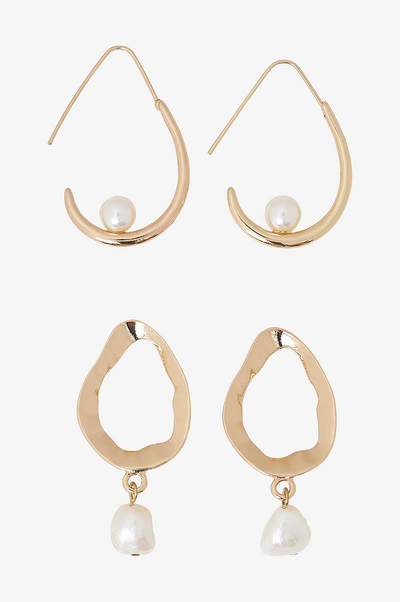 Øreringe vmBlia Earrings 2-pak