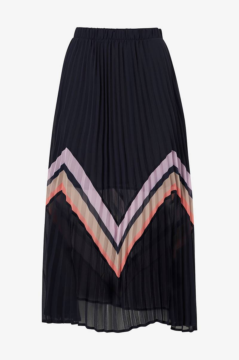 Skjørt Milda Pleated Skirt