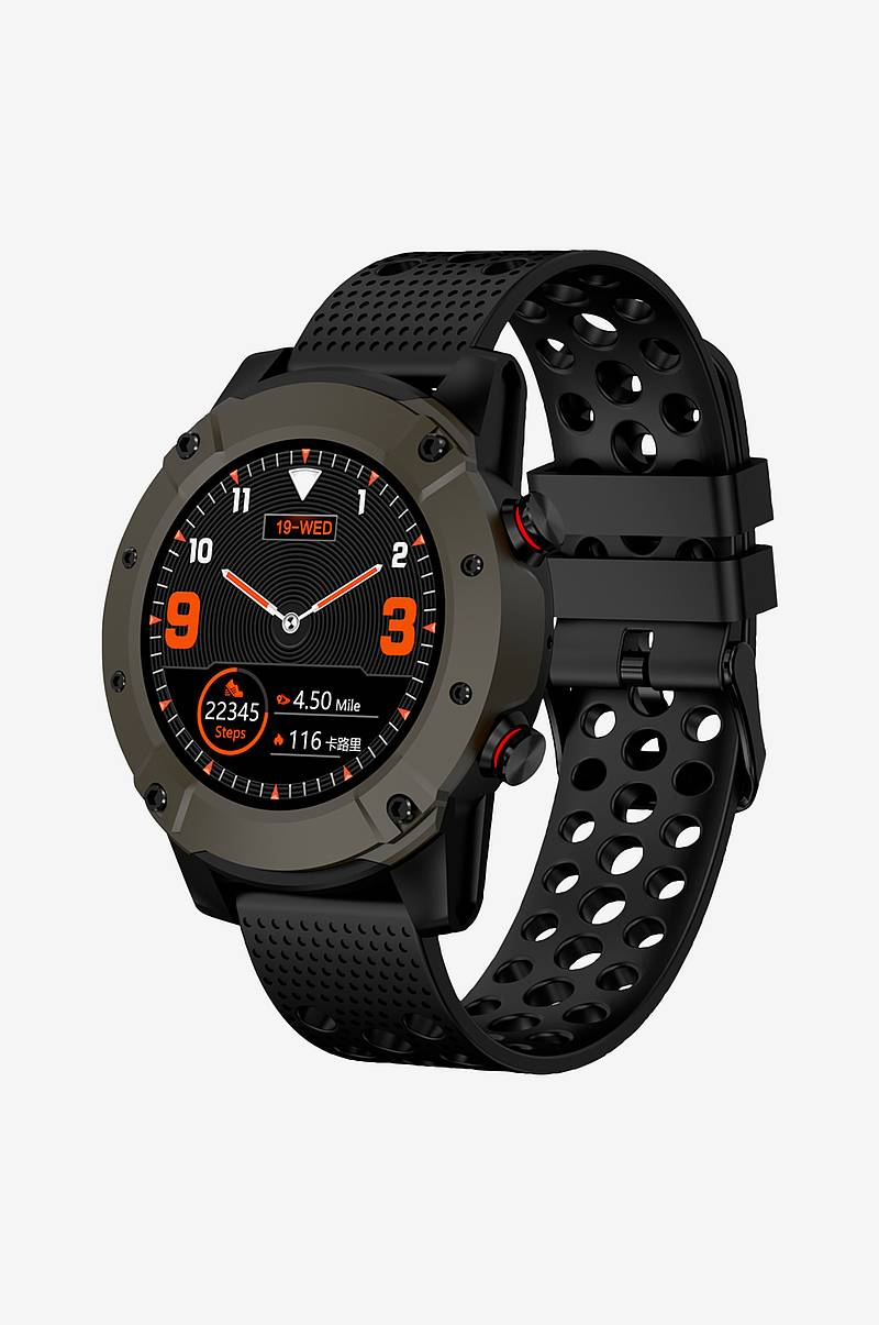 SW-650 Smartwatch Black