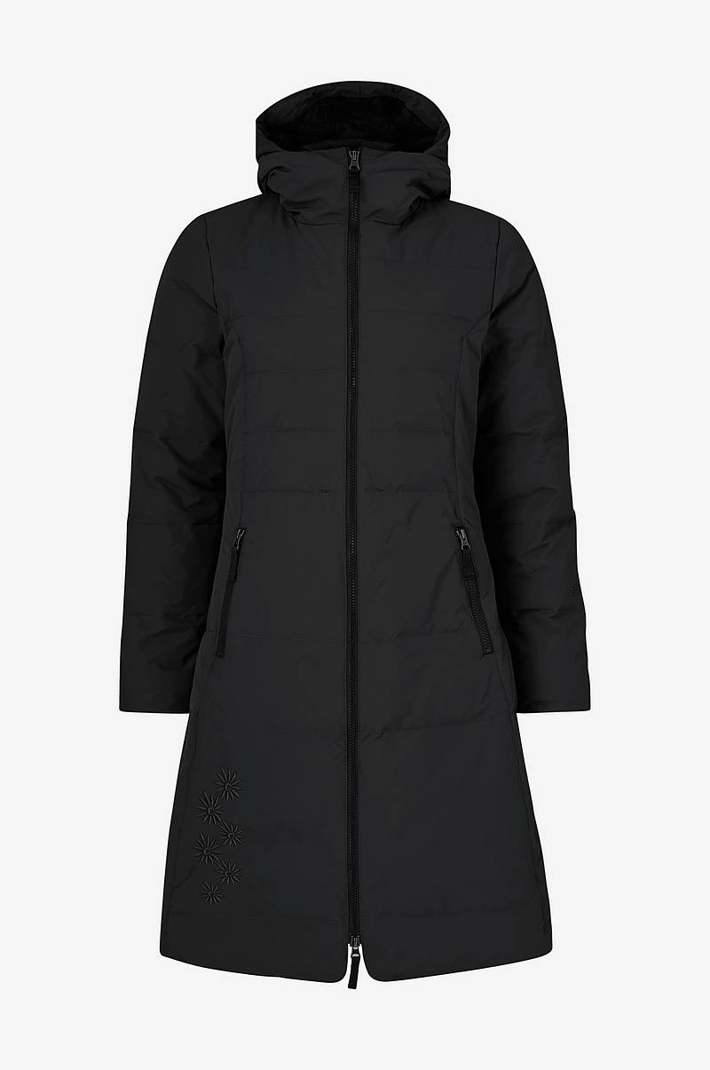 Dunkåpe Long Down Jacket