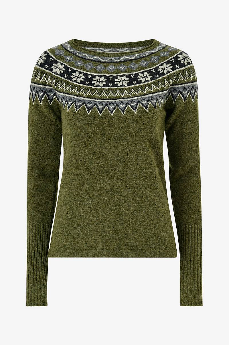 Scandinavian Sweater -neulepusero