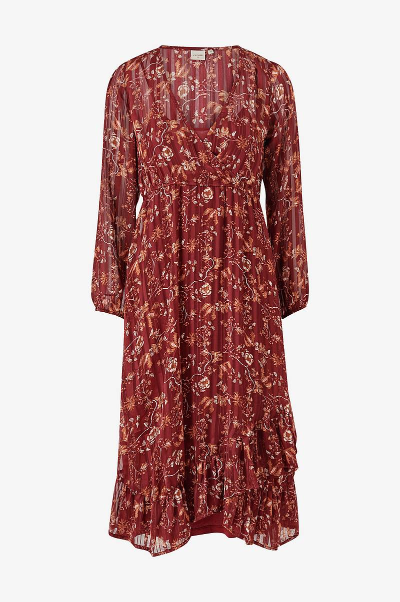 Kjole Nila Wrap Dress