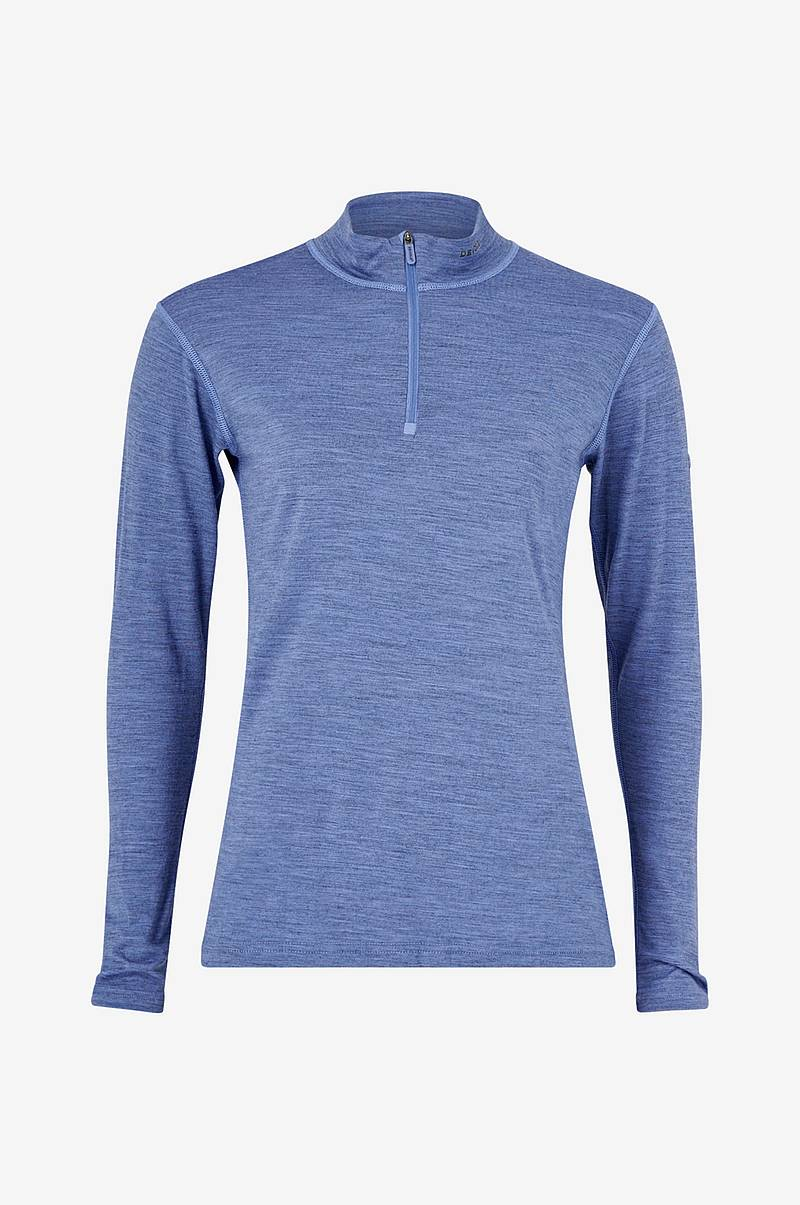 Undertrøje Breeze Woman Half Zip Neck