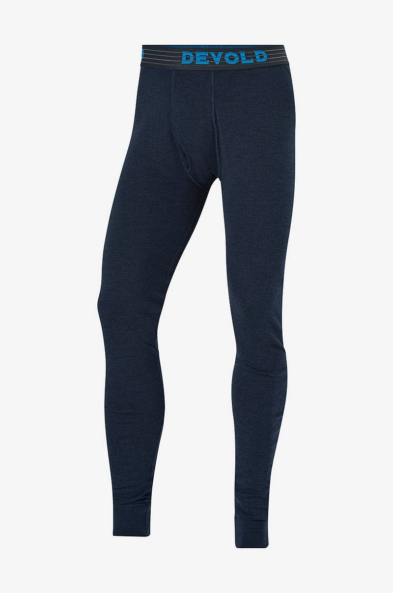 Kerrastonhousut Expedition Man Long Johns w/fly