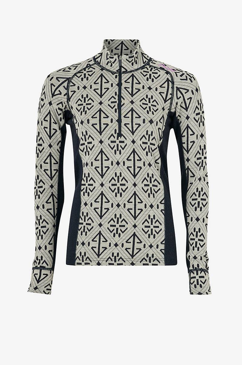 Skiundertrøje Liadalsnipa Woman Half Zip Neck