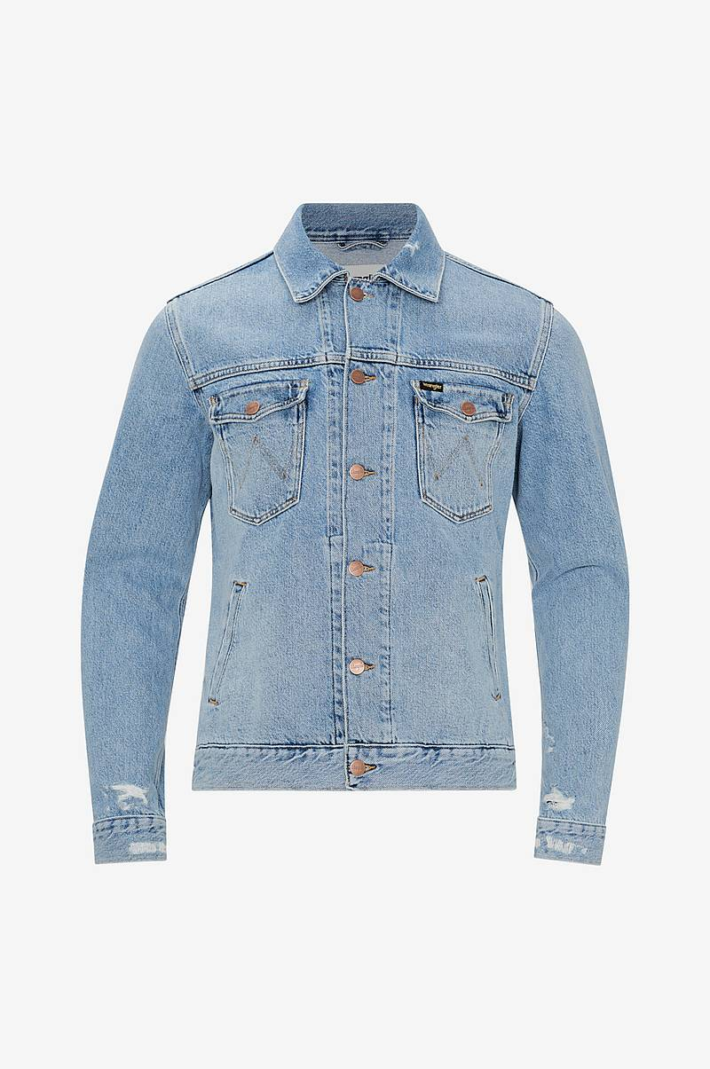 Denimjakke Regular Jacket
