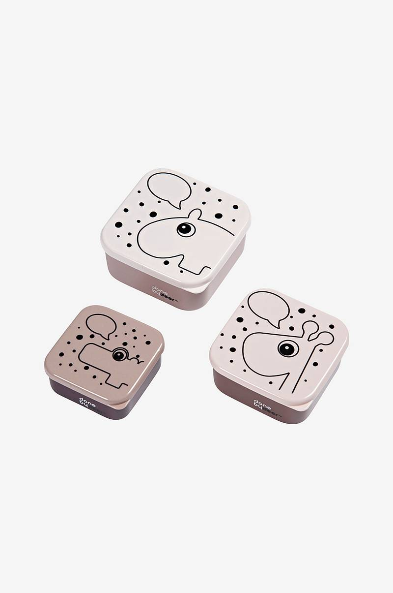 Snack Box 3 pcs Contour Powder