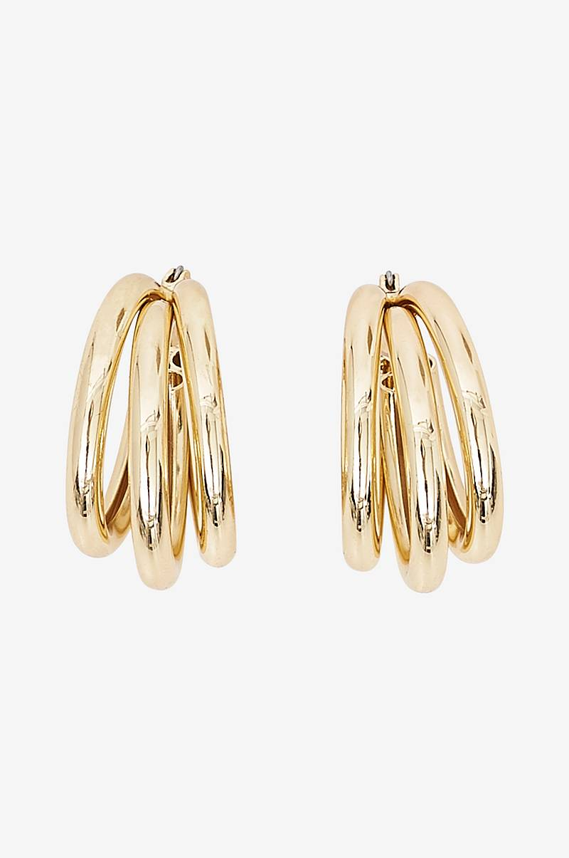 Örhängen pcElaina Hoop Earrings