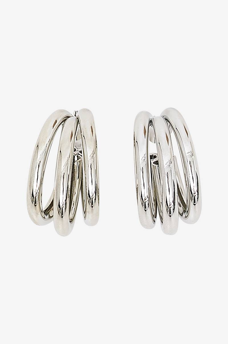 Øreringe pcElaina Hoop Earrings