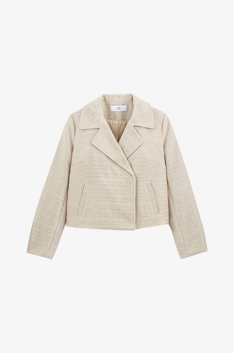 Kort jakke i twill | Jakker, Kåpe og Kort
