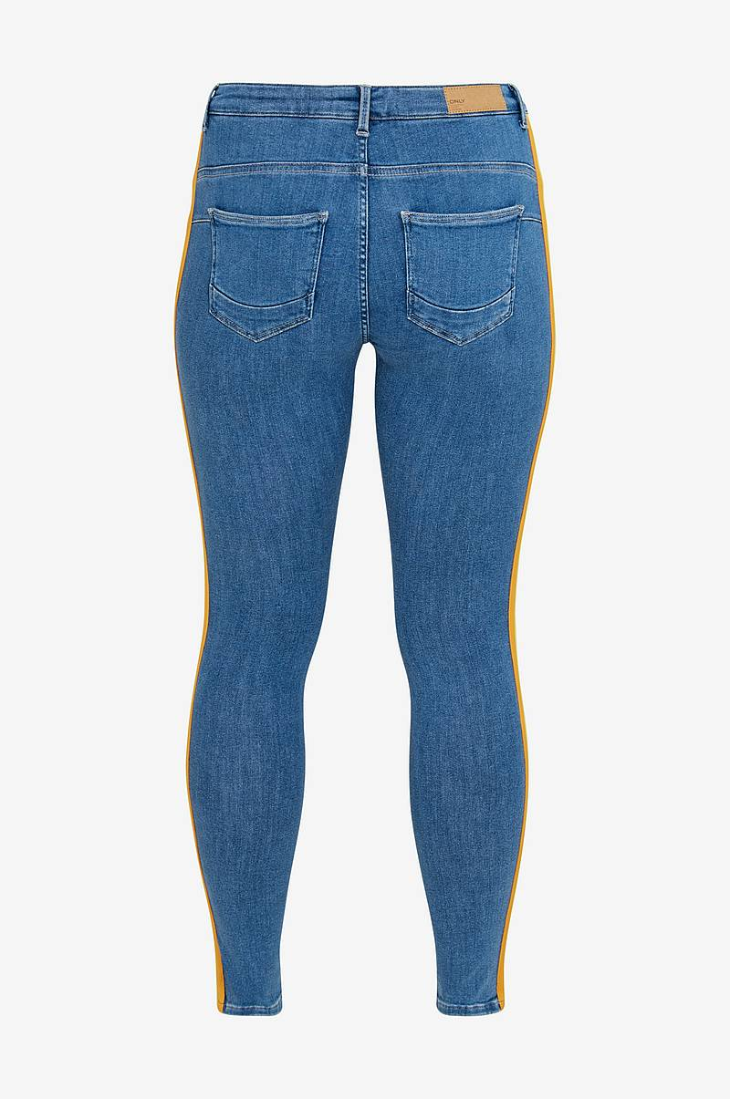 Stretchjeans carWauw Reg Push Up Denim