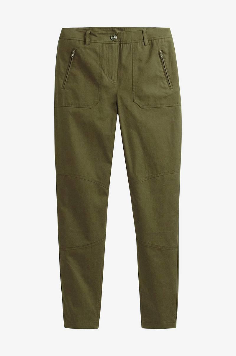 e2f50fe8 Rett bukse med normalhøy midje